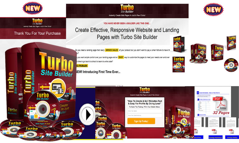 Turbo Site Builder Resale Rights