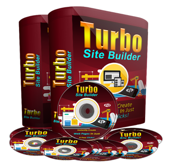 Turbo Site Builder Software With Resale Rights