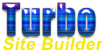 Turbo Site Builder Pro Logo