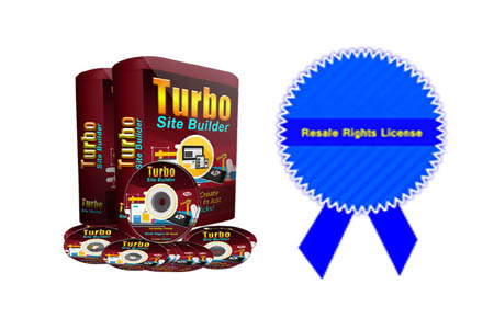 Turbo Site Builder Reseller Package